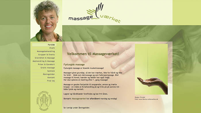 massagevaerket